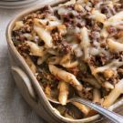 Try the Baked Penne with Lamb, Eggplant and Fontina Recipe on Williams-Sonoma.com