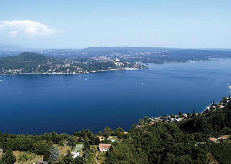 lago maggiore e angera