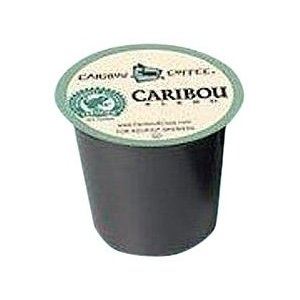 caribou coffee caribou blend kcup portion pack for keurig kcup brewers - K Cup Brewers