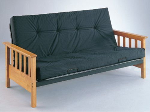 metal frame only the futon sofa in the picture some assembly maybe