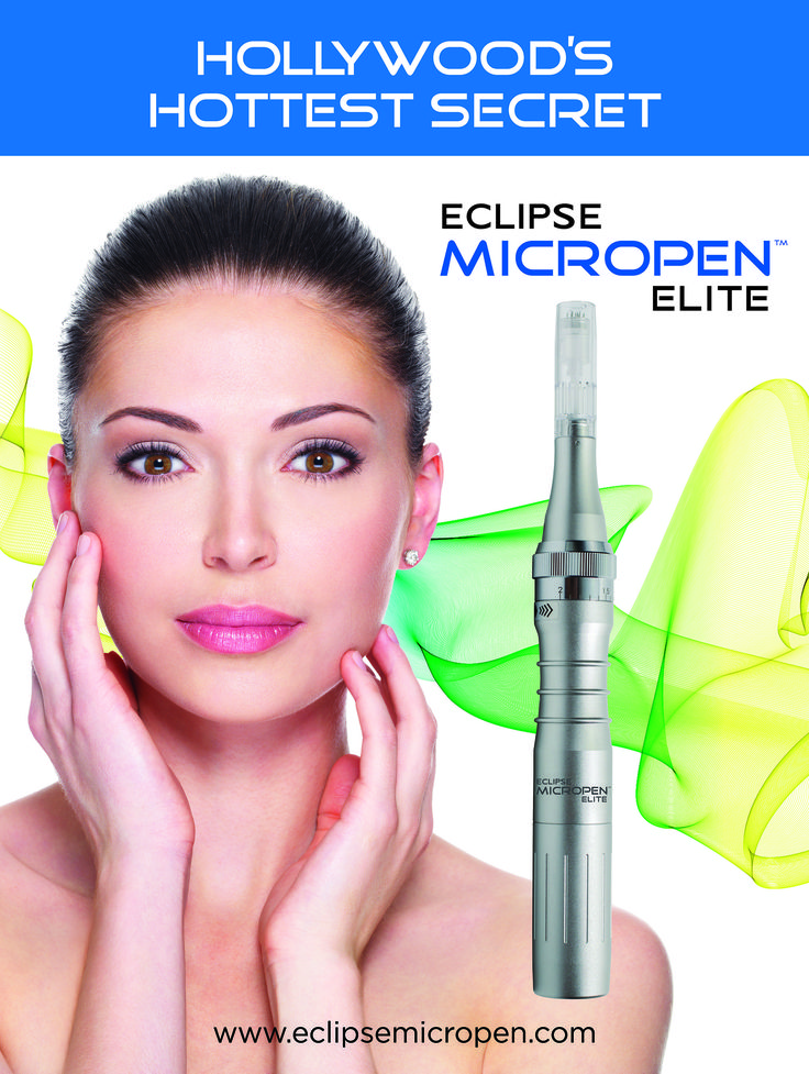 Try the laserfree form of tattoo removal with the Eclipse
