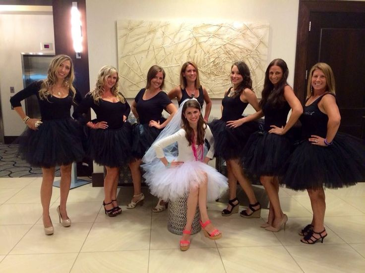 Bachelorette Party Tutus, Bridal Shower Tutus, Bachelorette Party Tutu Party Pack by PiaMiaBoutique on Etsy https://www.etsy.com/listing/216877857/bachelorette-party-tutus-bridal-shower