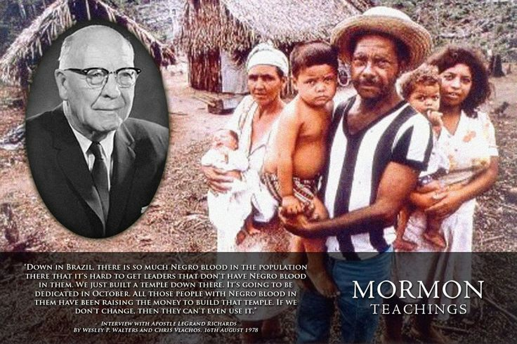 mormon quote. Prophet what?