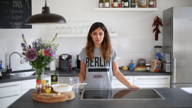 HUMMUS Rezept - arabische Küche | gesund und einfach - YouTube