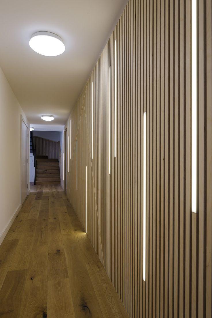 Indirekte Beleuchtung Ein Neues Wohlgefuhl Zu Hause Architektur Beleuchtung Zenideen Blitz Design Korridor Design Innenbeleuchtung