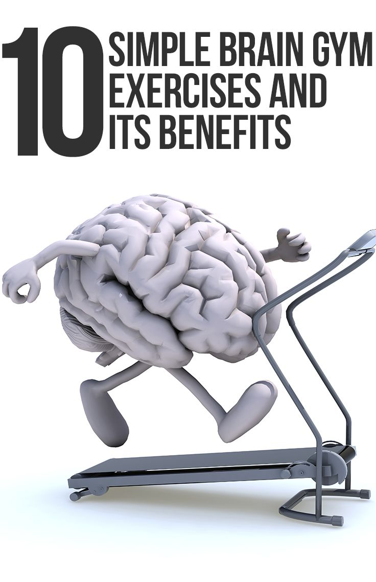 Top 10 Simple Brain Gym Exercises And Its Benefits