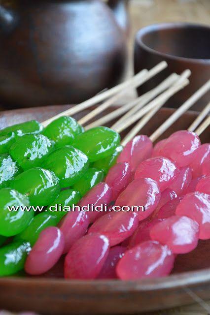 Diah Didi's Kitchen: Tips Memilih dan Mengolah Kolang Kaling & Resep Manisan Kolang Kaling