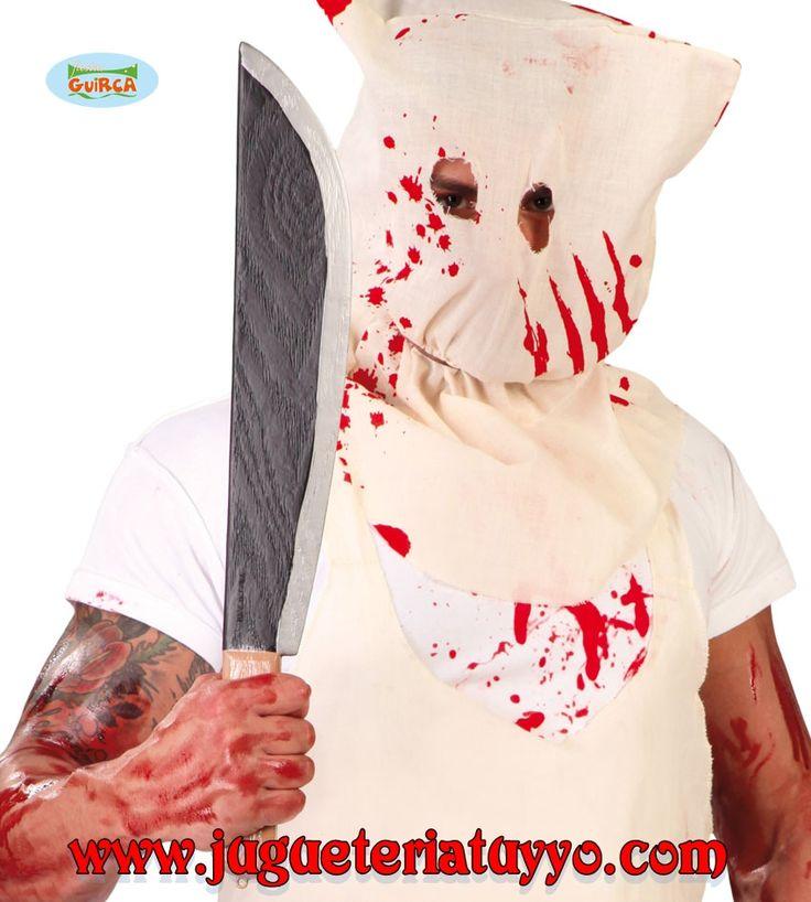 Comprar MACHETE HALLOWEEN 53 CM a 2,99€ > Halloween complementos,maquillajes,heridas etc > Disfraces y complementos para halloween > Disfraces baratos y de lujo | DISFRACES BARATOS,PELUCAS PARA DISFRACES,DISFRACES,PARTY,TIENDA DE DISFRACES ONLINE-TIENDAS DE DISFRACES MADRID-MUÑECOS DE GOMA-PELUCAS PARA DISFRAZ,VENTA ONLINE DISFRACES
