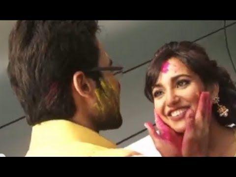 Jackky Bhagnani & Neha Sharma Celebrates 'YOUNGISTAAN' Holi