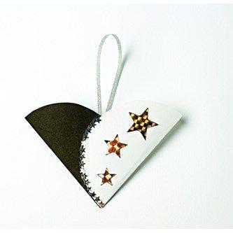Korghjärta av papper - Lekolar Sverige