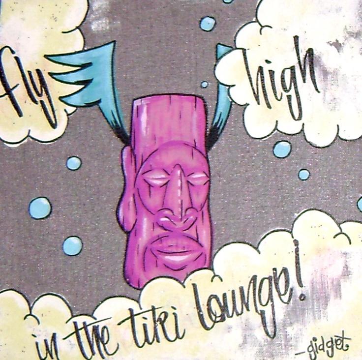 My art! Art by gidget. to order prints or custom paintings email gidgetsgarage@gmail.