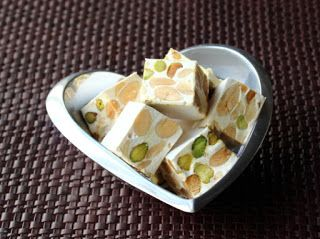 Food Wishes Video Recipes: Torrone (Italian Nut & Nougat Confection) – A Stirring Valentine's Day Treat