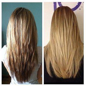 Awesome Easy Pulled Back Frisuren für langes Haar