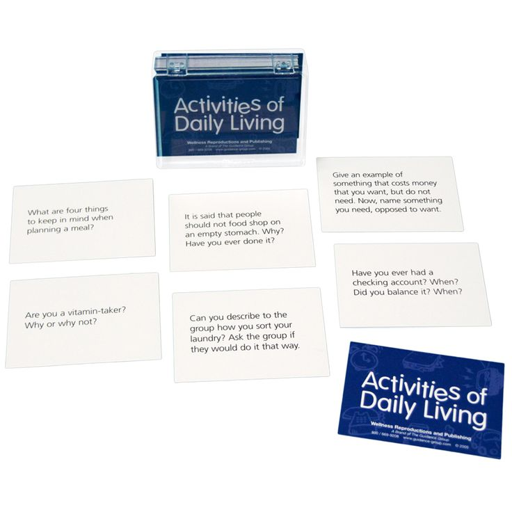 Are Occupational therapy activities for adults sympathise with
