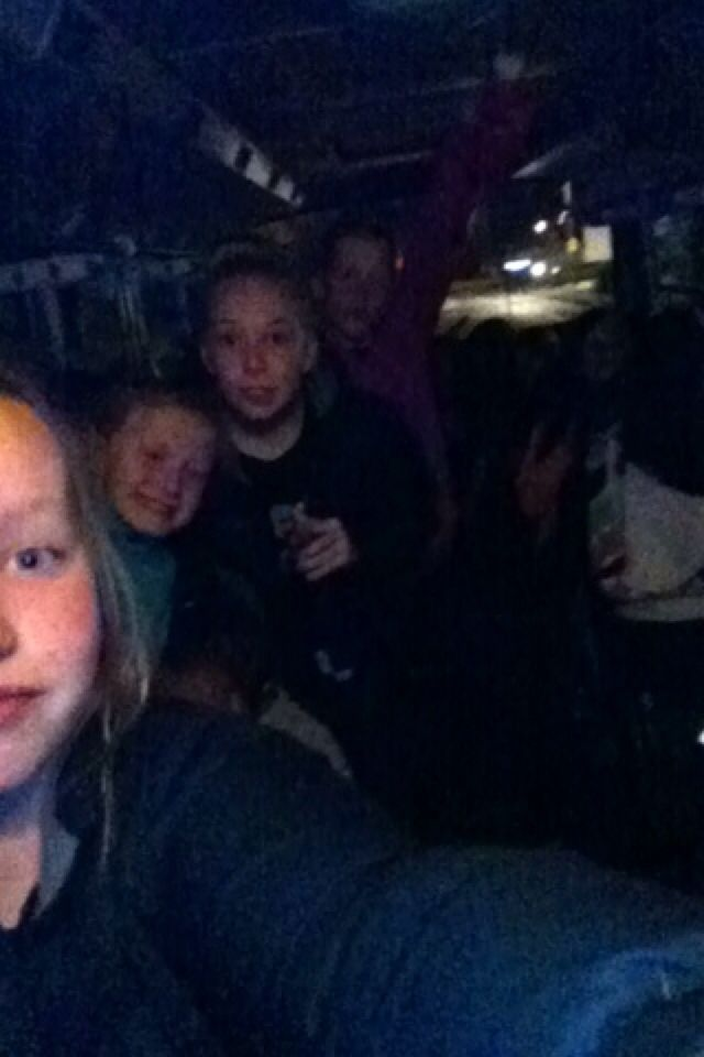 Our party bus!