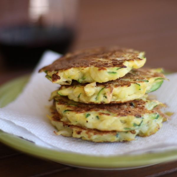 13 Savory Summer Squash Recipes to Savor including super easy Summer Squash Fritters!