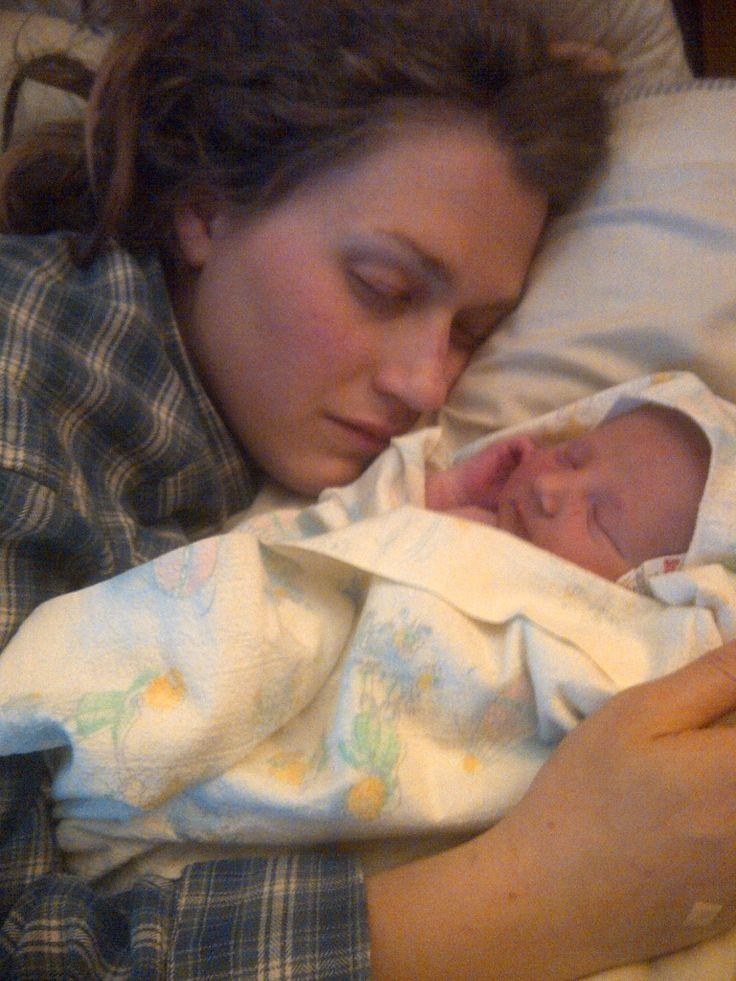 Jennifer A. - Childbirth Photo