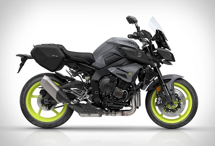 Yamaha MT-10 Tourer Edition   Image