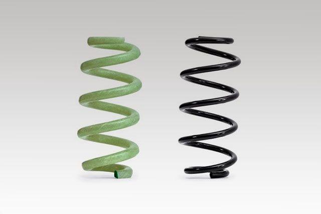 Audi, molle leggere in fibra di vetro e polimeri - Più efficienti e leggere del 40% ... e verdi http://www.auto.it/2014/07/01/audi-molle-leggere-in-fibra-di-vetro-e-polimeri/23292/
