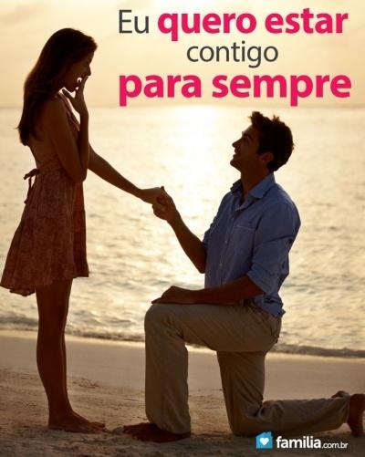 Familia.com.br | Coisas a considerar antes de pedir seu amor em casamento #Namoro #Casamento