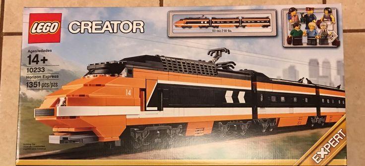 New In Sealed Box & Retired LEGO Creator Set 10233 Horizon Express