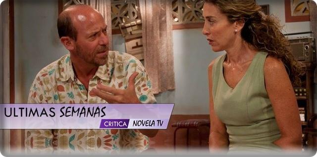La telenovela Donde Carajos Esta Umaña de CaracolTelevisión protagonizada por Diego Trujillo y Marcela Carvajal, se encuentra en las ultimas semanas de emision en el canal molusco.