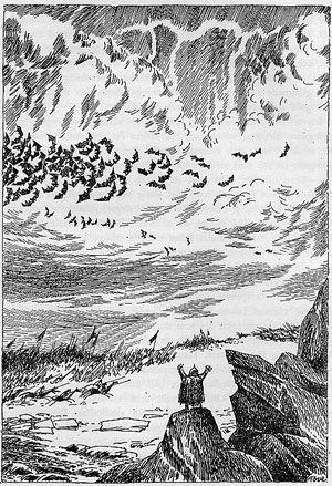 Tove Yansson illustrations,The Hobbit
