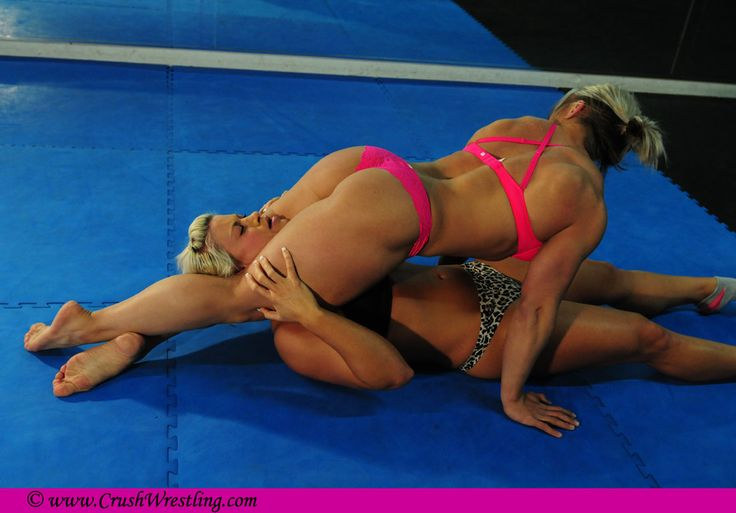 Will you Marissa mcthigh wrestling prison