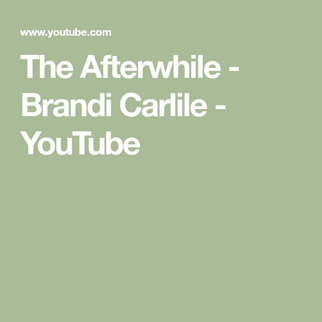 Every Time I Hear That Song Brandi Carlile: 18 Best MUSIC Images On Pinterest