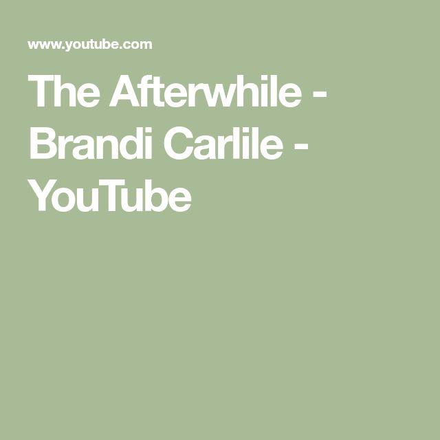 Hallelujah Live At Kcrw Com Brandi Carlile: 18 Best MUSIC Images On Pinterest