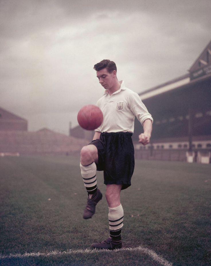 Johnny Haynes - Fulham, Wimbledon, Toronto City, Durban City, Wealdstone, England.