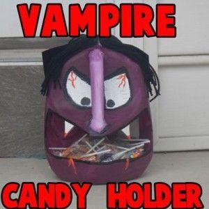 Vampire Candy 300x300 Top 5 Halloween Milk Jug Crafts!