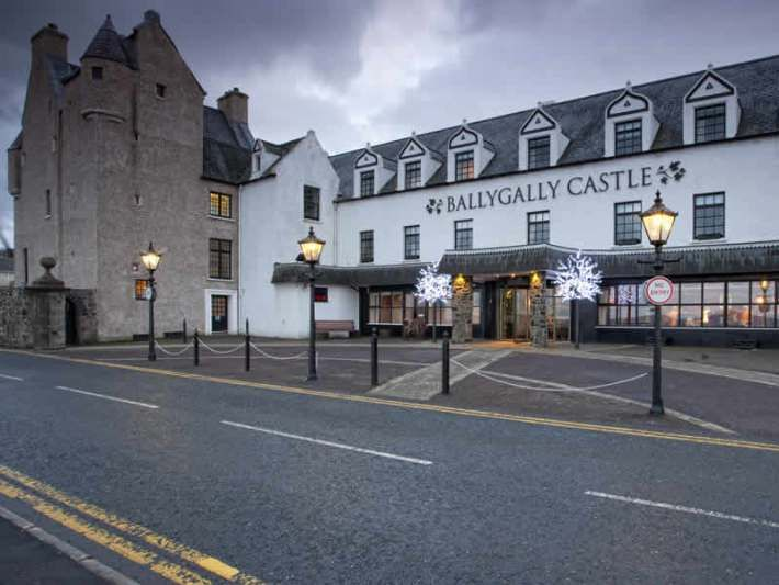 Ballygally Castle Northern Ireland Haunted Hotels Of The World
