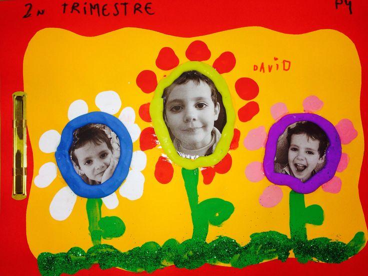 Tapa album primavera