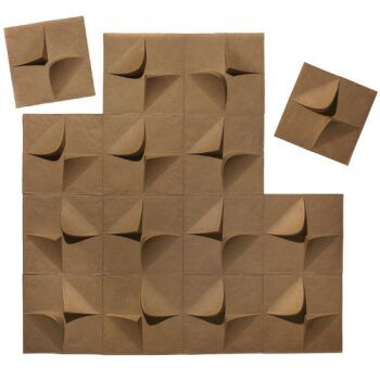 Paper Wall Tiles 22 best sound insulation etc images on pinterest | acoustic panels