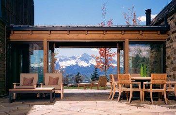 modern patio by Poss Architecture + Planning + Interior Design