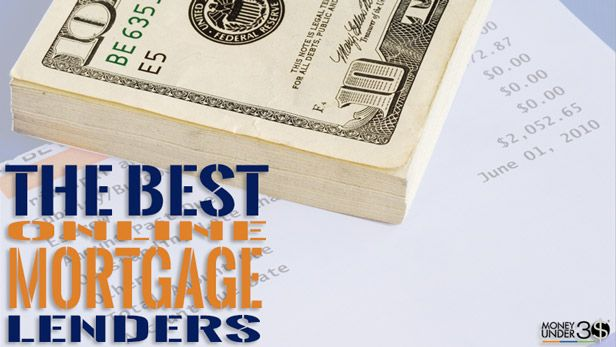 The best online mortgage lenders compared.