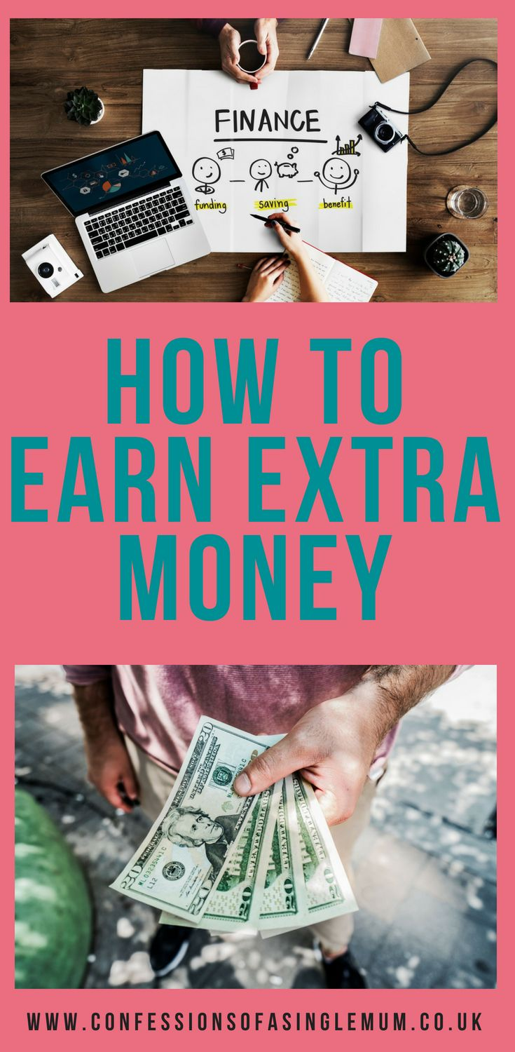 How To Earn Extra Money – Budget Tips