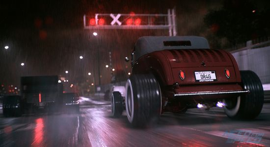 nice Need for Speed krijgt dragraces en twee Hot Rods