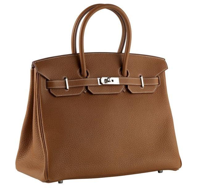 Świąteczny prezent torba Hermès Birkin Brown 9000 osprzęt GHW