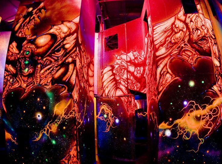 37 Best Laser Tag Arena Ideas Images On Pinterest