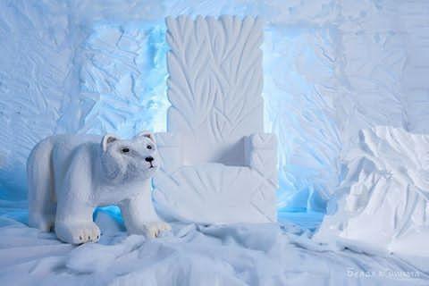 Наша работа -наша гордость! Стена изо льда, трон снежной королевы, айсберг и большой медведь! Для студии @belayakomnata.ru #новыйгод #оформлениепраздника #оформлениесвадьбы #декораторсамара #декорвсамаре #декоризпенопласта #пенодекор #3д #обьемныецифры #обьемныефигуры #обьемныефигурыизпенопласта