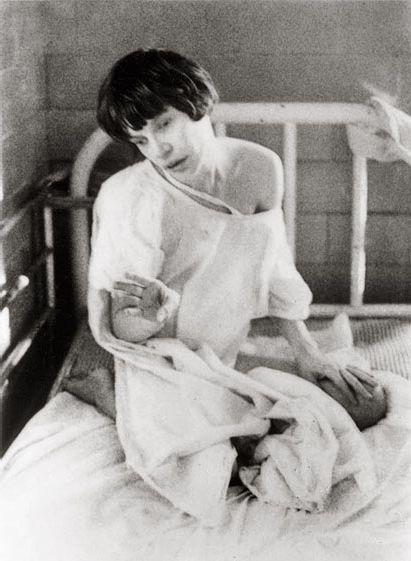 Richard Avedon, 'Mental Institution #26', EastLouisianaMental Hospital, Jackson, Louisiana. February 7, 1963