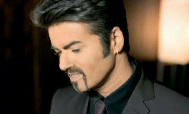 """George Michael-from the """"As"""" video"""