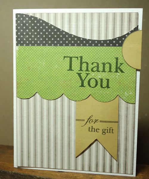 Excellent use of the Kiwi Lane card borders on this card by Sharyn Tormanen of the Technique Tuesday design team.