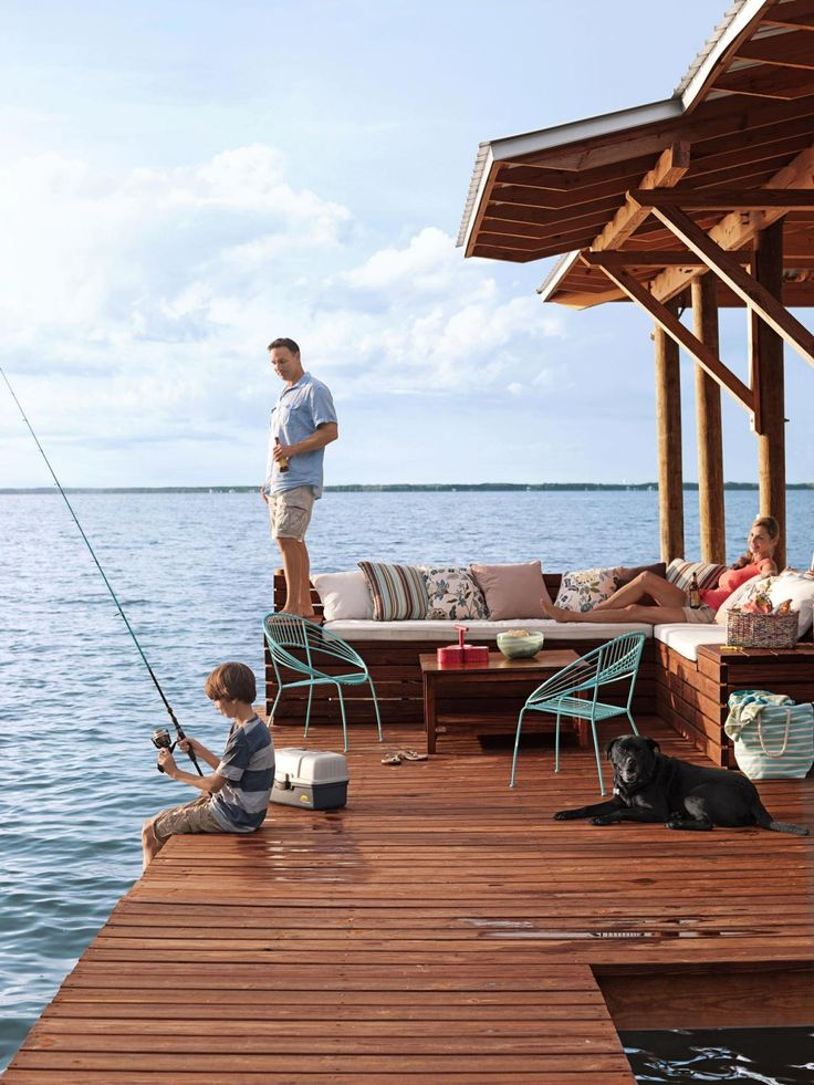 17 best images about docks lake ideas on pinterest