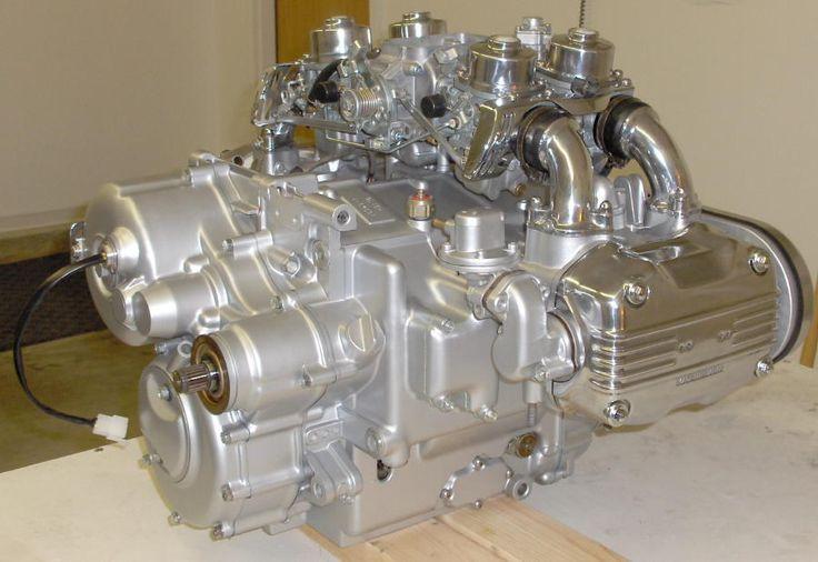 1976 honda gl1000 carb. Beautiful GL1000 engine