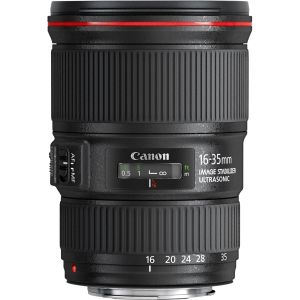 Buy Canon EF 16-35mm f/4L IS USM Lens - National Camera Exchange