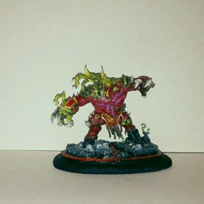 Khorgorath.  Warhammer