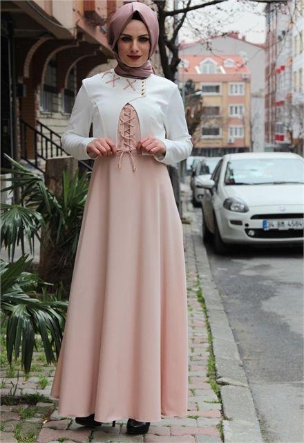 Lace joy, Bolerol Dress-powder-2230